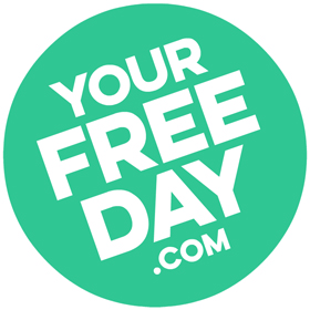 YourFreeDay badge